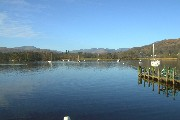 Photo of view from Waterhead